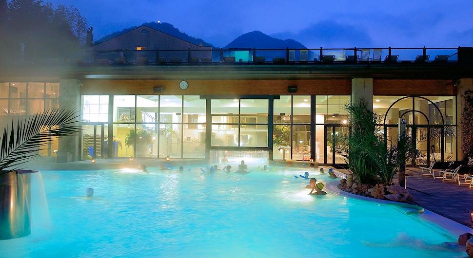 Hotel euroterme spa bagno di romagna forl cesena emilia - Hotel roseo bagno di romagna ...