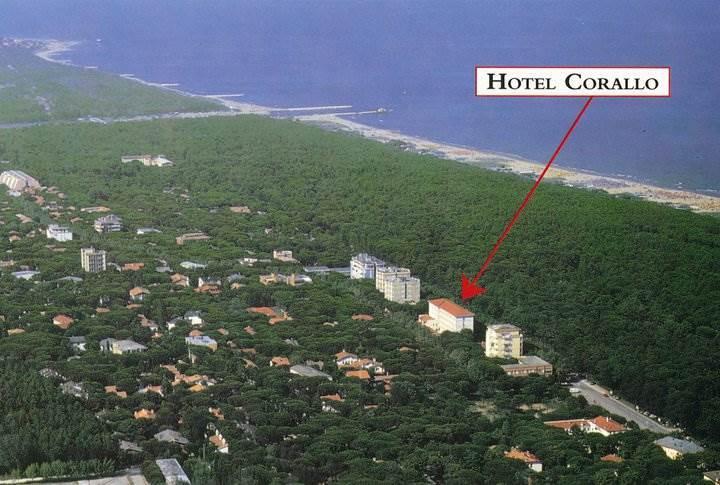 Hotel corallo marina romea ravenna emilia romagna - Bagno corallo marina romea ...