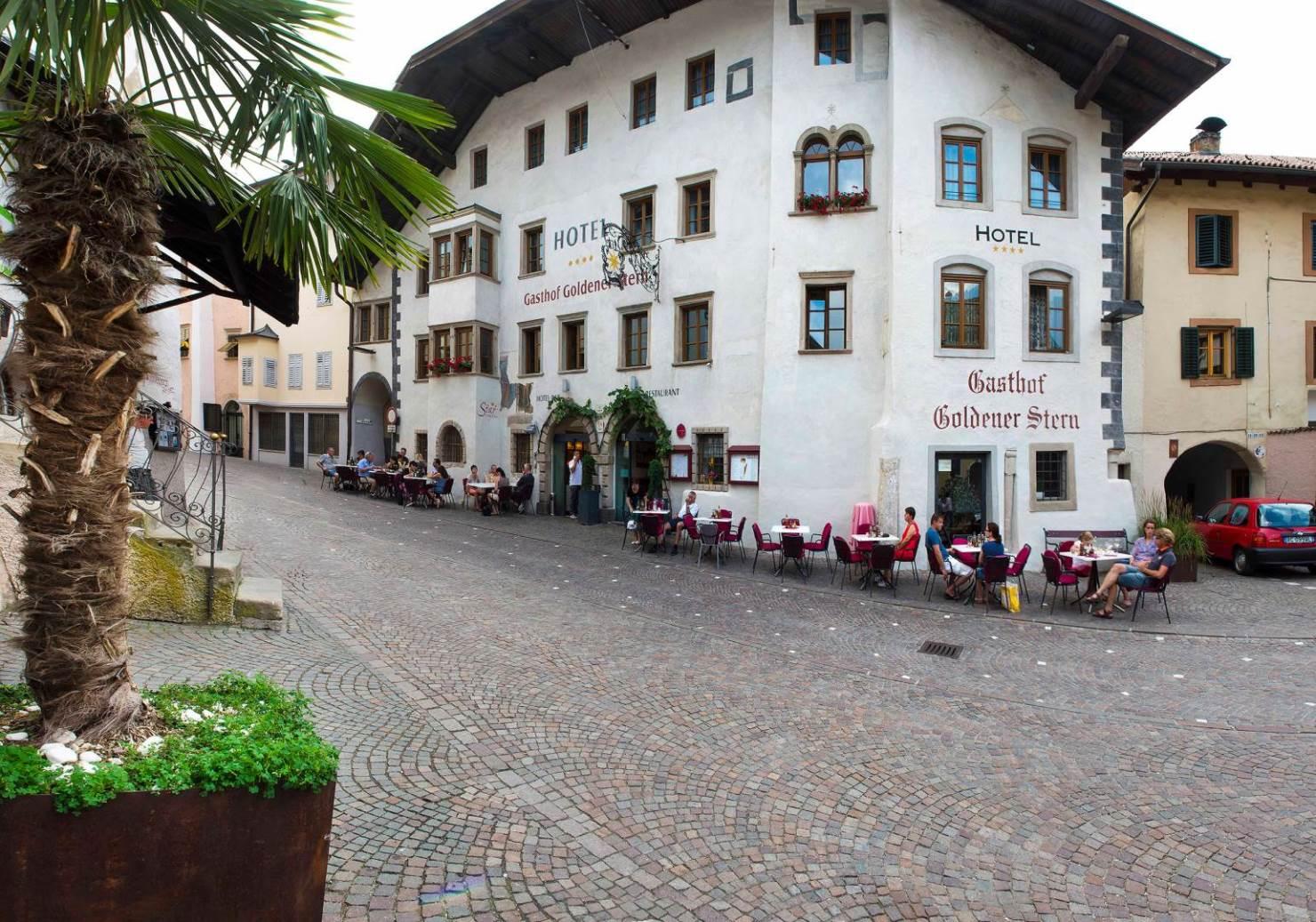 Hotel Zum Goldenen Stern Kaltern