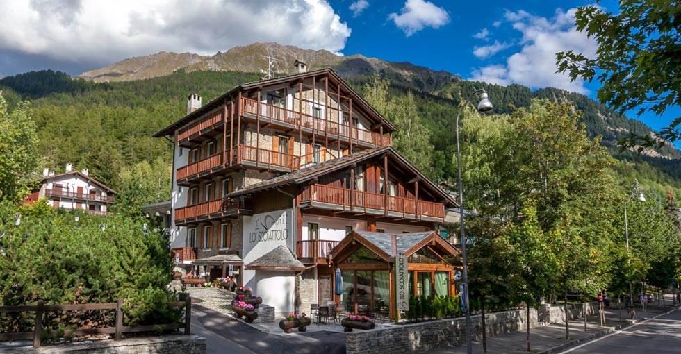 Hotel Entreves Valle D Aosta