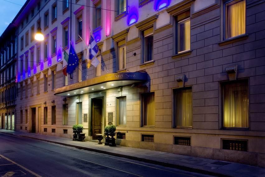 Grand Hotel Sitea Via Carlo Alberto  Torino