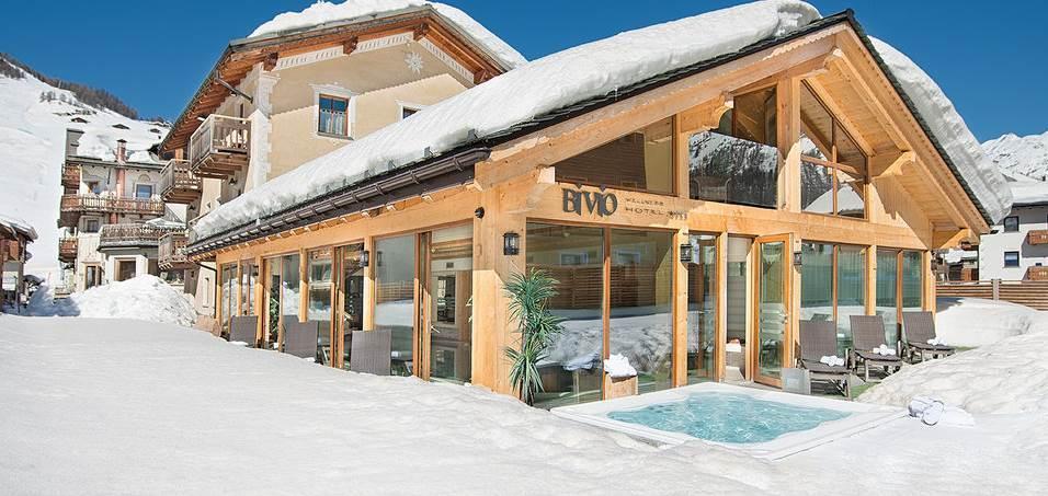 Hotel bivio livigno sondrio lombardia - Livigno hotel con piscina ...