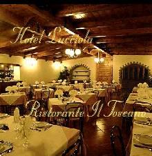 Hotel Lucciola - Ristorante Il Toscano Lago Acquapartita, Bagno di ...